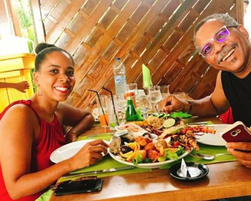 Restaurant CHEZ NOUS GUADELOUPE Pointe Des Châteaux 971_8